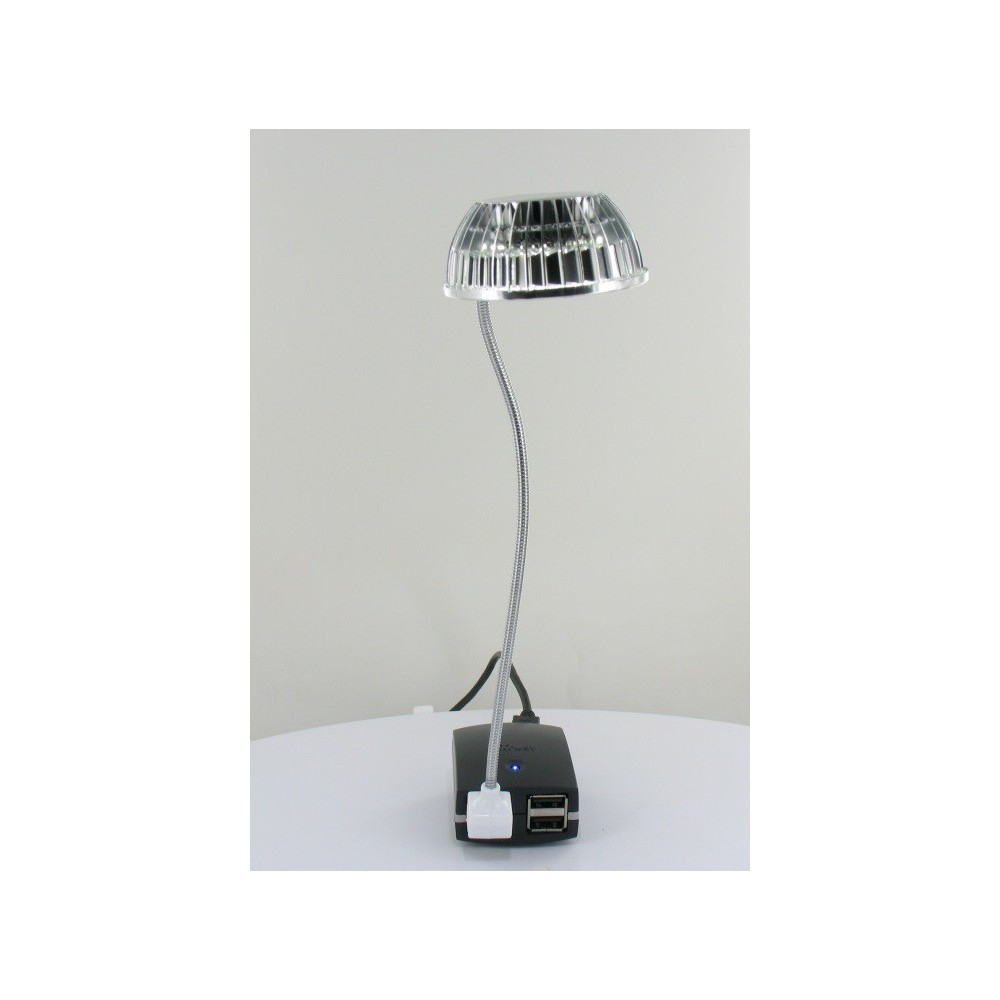 NedRo - USB Mini LED light Silver 05077 - Computer gadgets - 05077 www.NedRo.de