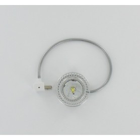 NedRo - USB Mini LED light Silver 05077 - Gadget-uri computer - 05077 www.NedRo.ro