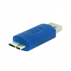 NedRo, USB 3.0 Male naar Micro USB Male B Adapter AL197, USB adapters, AL197, EtronixCenter.com