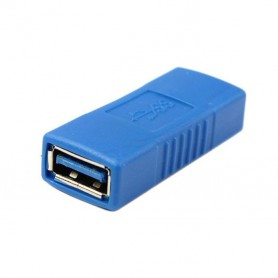 NedRo - USB 3.0 Adapter Female naar Female AL659 - USB adapters - AL659 www.NedRo.nl