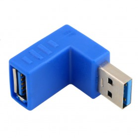 unbranded, USB 3.0 Type A Adapter Male to Female Angle UP AL660, USB adapters, AL660