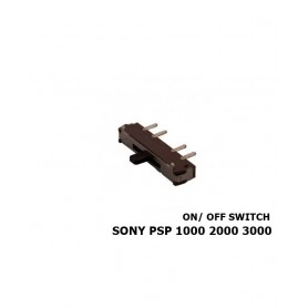 NedRo, Intrerupator ON/ OFF pentru Sony PSP 1000 2000 3000 AL667, PlayStation PSP, AL667, EtronixCenter.com