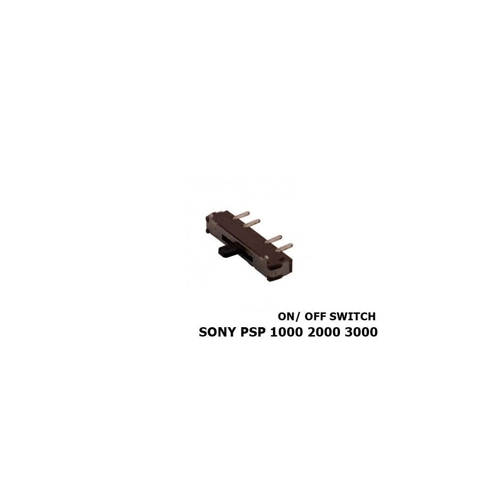 Aan/Uit schakelaar voor Sony PSP 1000 2000 3000 AL667