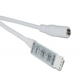 NedRo, RGB Mini Controller la DC Out Adaptor AL333, LED Accessorii, AL333, EtronixCenter.com