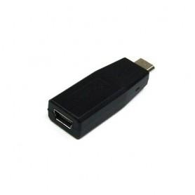 Micro USB (M) to Mini USB (F) Adapter ON031