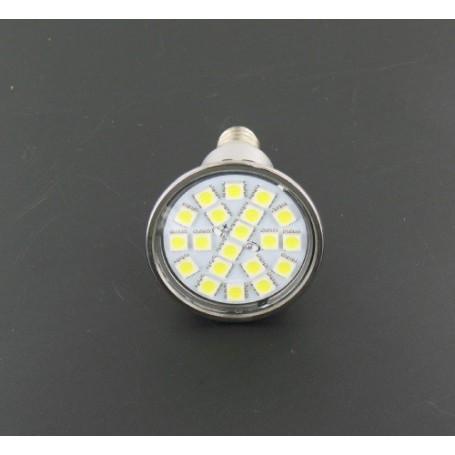 Oem - 4W E14 20LED Cold White LED Spot 07004 - E14 LED - 07004