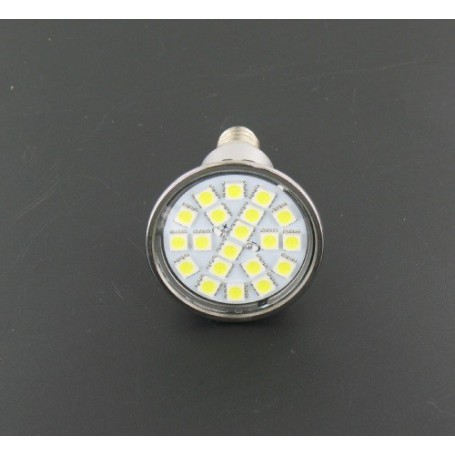 Unbranded, 4W E14 20LED Koud Wit LED Spot 07004, E14 LED, 07004, EtronixCenter.com
