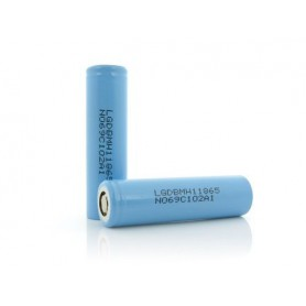 LG - LG INR18650MH1 3200mAh rechargeable battery - Size 18650 - NK075 www.NedRo.us