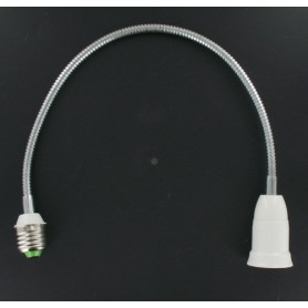 NedRo - E27 Spiraal Stand 50CM 06082 - Lamp Fittings - 06082 www.NedRo.nl