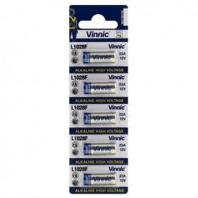 Vinnic - Vinnic A23 23A 12V L1028F Alkaline batterij - Andere formaten - BL174-CB www.NedRo.nl