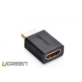 UGREEN - HDMI Male naar Female Adapter Recht UG049 - HDMI adapters - UG049 www.NedRo.nl
