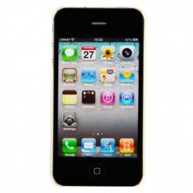 NedRo, Cartoon Doll beschermhoes voor iPhone 4 / 4S, iPhone telefoonhoesjes, WW87008230, EtronixCenter.com
