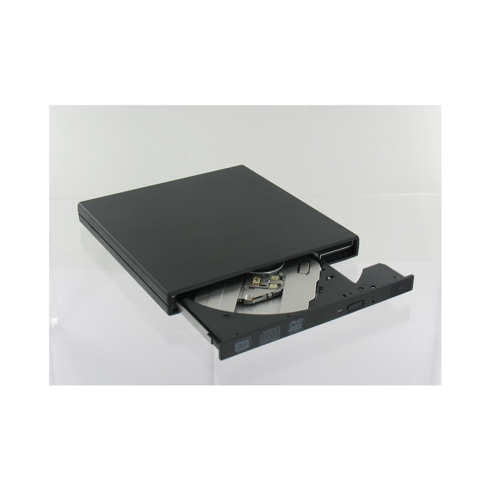 NedRo - USB Slim Portable External 8x DVD-ROM Drive Burner YPU112 - DVD CDR and readers - YPU112 www.NedRo.de