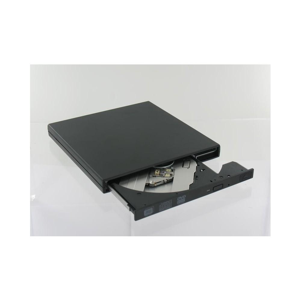 NedRo - Vékony USB hordozható külső 8x DVD-ROM- író-meghajtó YPU112 - DVD CDR és olvasók - YPU112 www.NedRo.hu