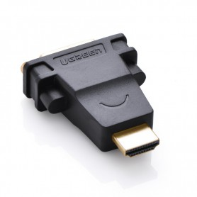 UGREEN - DVI (24+5) Female la HDMI Male Adaptor convertor UG055 - HDMI adaptoare - UG055 www.NedRo.ro