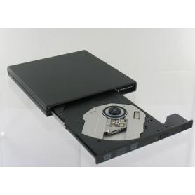 NedRo - USB Slim Portable Externe 8x DVD-ROM Drive Brander YPU112 - DVD CDR en Readers - YPU112 www.NedRo.nl