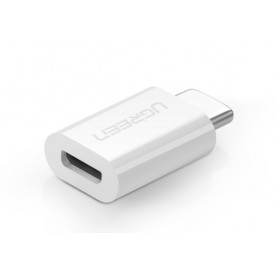 UGREEN, USB 3.1 Type-C Male to Micro USB Female Adapter UG056, Adaptoare USB , UG056, EtronixCenter.com