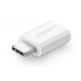 UGREEN - USB 3.1 Type-C Male to Micro USB Female Adapter UG056 - USB adapters - UG056 www.NedRo.nl