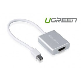 UGREEN, Mini Display Port to HDMI Converter up to 1080P resolution UG066, HDMI adapters, UG066, EtronixCenter.com