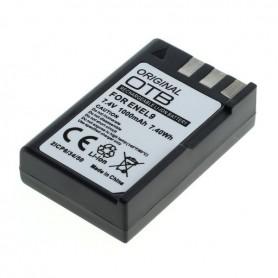 OTB, Accu voor Fuji Nikon EN-EL9 / EN-EL9a 1000mAh, Nikon foto-video batterijen, ON2843, EtronixCenter.com