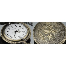 Unbranded, Pocket Watch WPK052, Quartz, WPK052, EtronixCenter.com