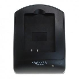 NedRo - USB Lader voor voor Aiptek CB-170 / Fuji NP-85/NP-170 - Fujifilm foto-video laders - ON2846-C www.NedRo.nl