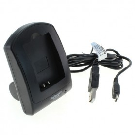 NedRo - USB Charger for Aiptek CB-170 / Fuji NP-85/NP-170 - Fujifilm photo-video chargers - ON2846-C www.NedRo.us