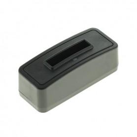 Akkuladestation 1301 kompatibel zu Canon NB-4L