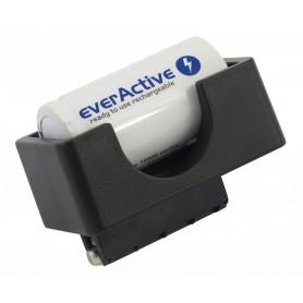 EverActive, Oplaad Adapter voor R14 / R20 Batterijen, Batterijladers, BL178, EtronixCenter.com