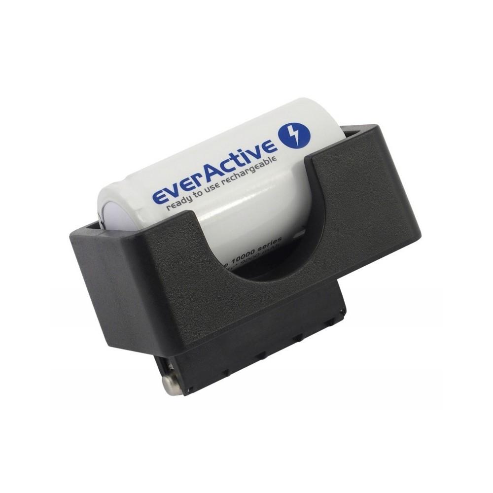 EverActive - Adaptor de încărcare pentru bateriile R14 / R20 - Încărcătoare de baterii - BL178 www.NedRo.ro