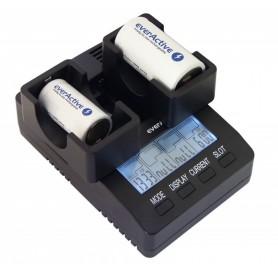 EverActive, Adaptor de încărcare pentru bateriile R14 / R20, Încărcătoare de baterii, BL178, EtronixCenter.com