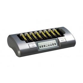 Maha Powerex MH-C800S 8-Cell AA AAA NiMH NiCD Batterijlader