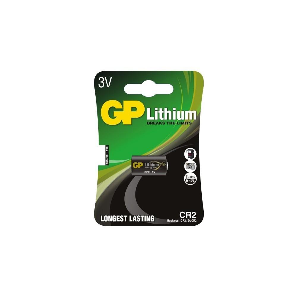 GP CR2 DLCR2 EL1CR2 CR15H270 Lithium batterij