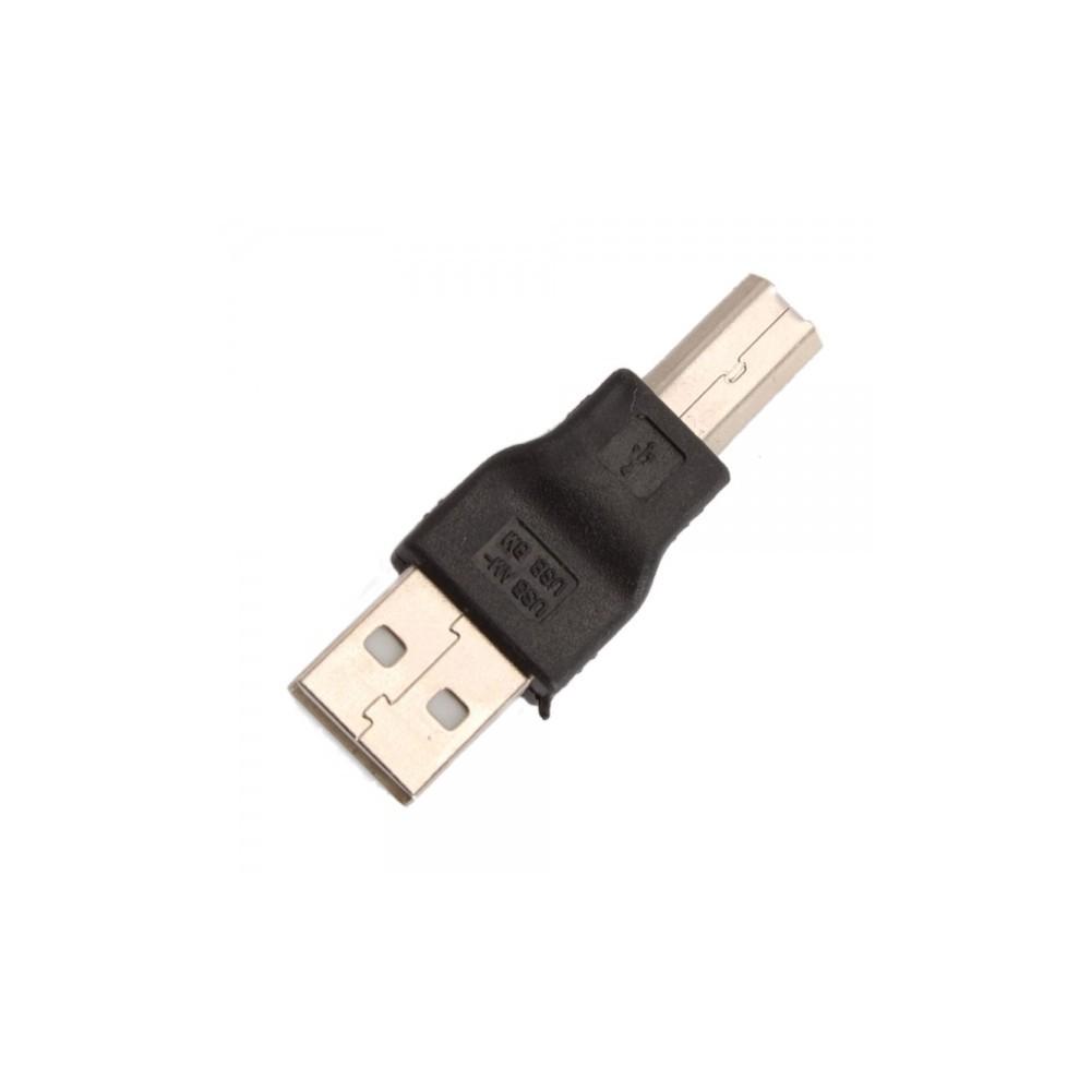 Adapter kabel omvormer printer USB A M naar USB B M WWCV110