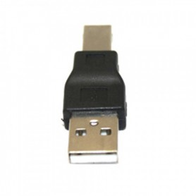 NedRo - Adapter kabel omvormer printer USB A M naar USB B M WWCV110 - USB adapters - WWCV110 www.NedRo.nl