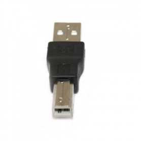 NedRo - Adapter kabel omvormer printer USB A Male naar USB B Male - USB adapters - WWCV110 www.NedRo.nl