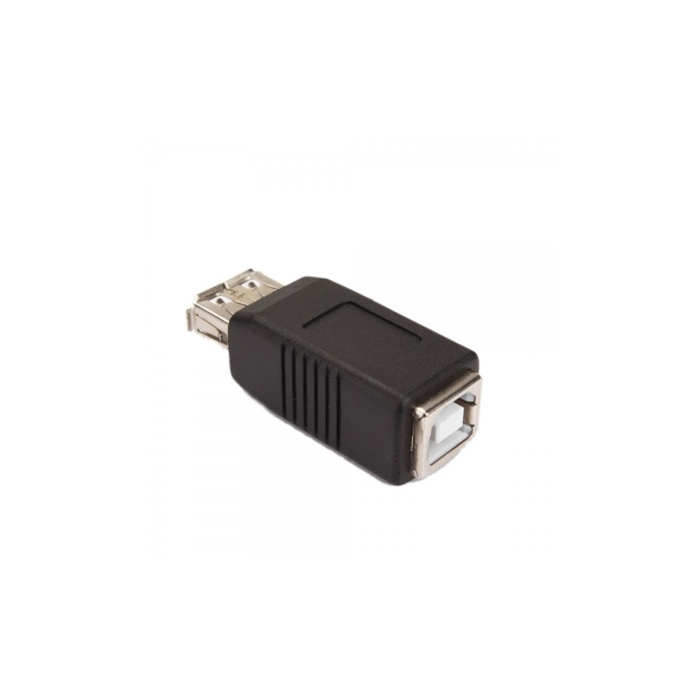 Adapter, converter USB A vrouwtje naar USB B vrouwtje WWC02341