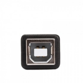 Oem - USB A Female to B Female Adapter Converter WWC02341 - USB adapters - WWC02341