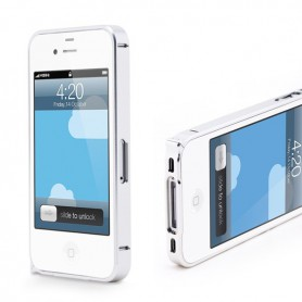 NedRo - Aluminum Case 0.7mm for Apple iPhone 4 / 4S - iPhone phone cases - AL320 www.NedRo.us