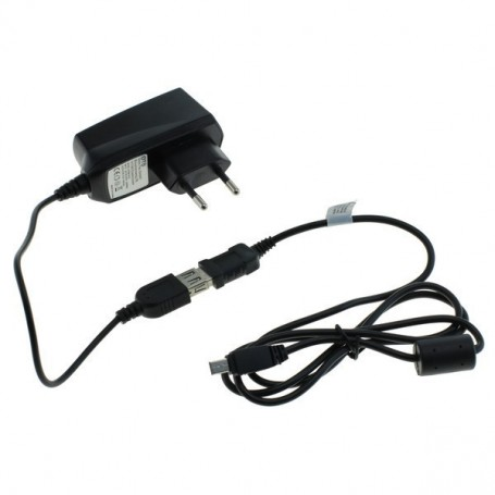 OTB - OTB power supply for Casio AD-C53 + EMC-6 cable ON3067 - Casio photo-video chargers - ON3067 www.NedRo.us