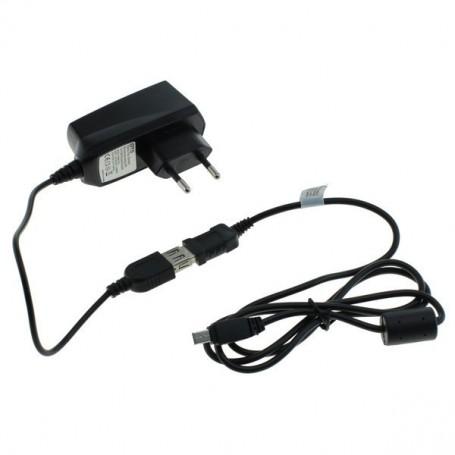 OTB - OTB voeding compatibel met Casio AD-C53 + EMC-6 kabel ON3067 - Casio foto-video laders - ON3067 www.NedRo.nl
