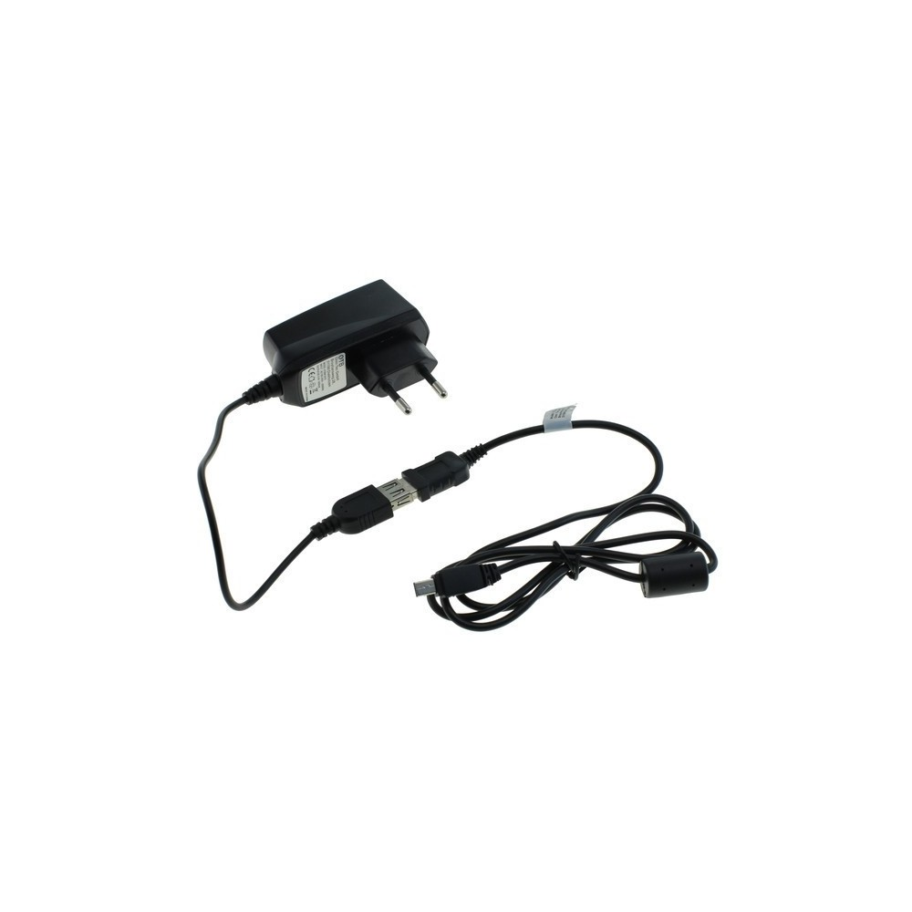OTB voeding compatibel met Casio AD-C53 + EMC-6 kabel ON3067