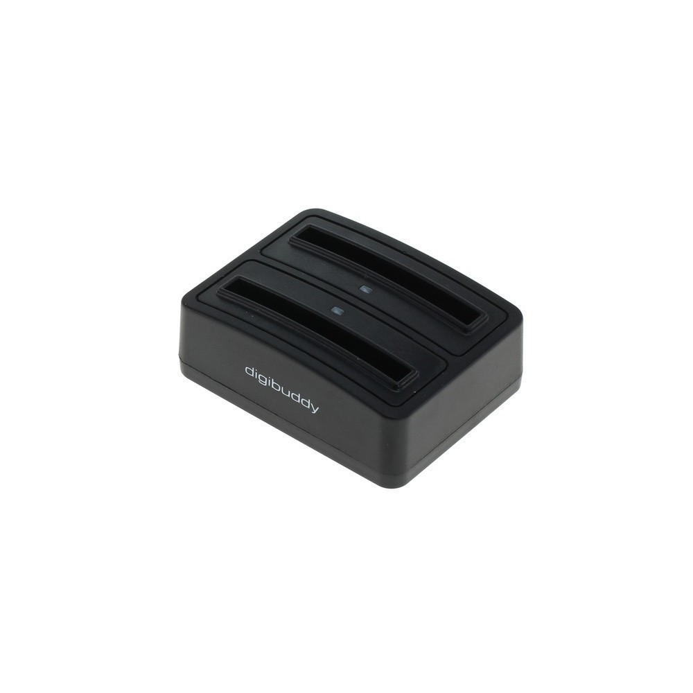 OTB - Dual Battery Chargingdock 1302 for Samsung B500AE ON3410 - Ac charger - ON3410 www.NedRo.de