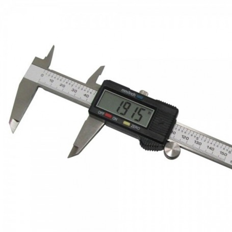 "NedRo, 6""Inch/150mm Electronic LCD Digital Caliper Micrometer AL058, Test equipment, AL058"