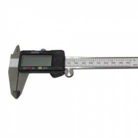 "NedRo - 6""Inch/150mm Electronic LCD Digital Caliper Micrometer AL058 - Test equipment - AL058 www.NedRo.us"