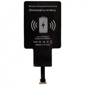 Peter Jäckel, Qi Draadloze oplader adapter voor Micro-USB telefoons, Draadloze laders, ON3430, EtronixCenter.com