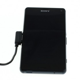 OTB - Magnetic charging cable for Sony Xperia Z1 / Z1 Compact / Z2 / Z3 / Z3 Compact - Ac charger - ON3439