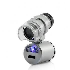 NedRo, 8MM 60x Zoom, microscop, lupă, pentru, Lupe și Microscoape, AL987, EtronixCenter.com