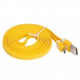 NedRo - USB Data Line, smartphones sync en oplaadkabel - USB naar Micro USB kabels - WW82013083 www.NedRo.nl