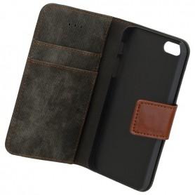Commander - Commander Book Case voor Apple iPhone 5 / 5S / SE - iPhone telefoonhoesjes - ON3471-C www.NedRo.nl